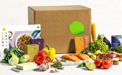 Creación de kit de comida casera y entrega local