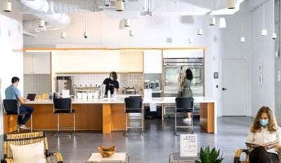 Espacios de trabajo flexibles y compartibles