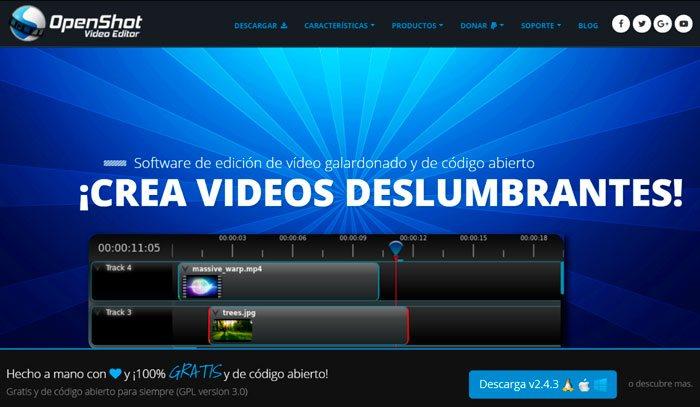 editor-openshot